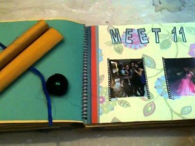 Scrapbook by my love RIA