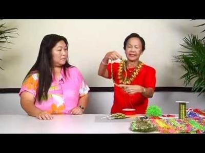 The Joy of Crafting 177.1 - Ribbon Petal Lei