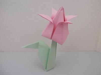 Tulipa - Origami
