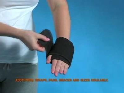 Wrist Wrap Vit-00394 for the VitalWrap System