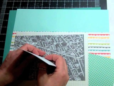 Brooklyn Bridge-- Scrapbooking Process 3 Studio Calico Block Party (1.2)
