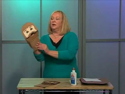 Children's Ministry Craft Techniques - Paper Bag Puppets