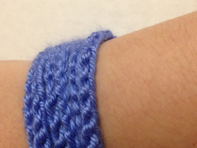 Crochet an Easy Stylish Bracelet - DIY Style - Guidecentral