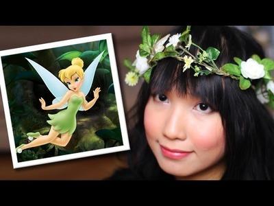 DIY Tinker Bell Tiara Tutorial | An Ahanhbarbie34 Disney Exclusive