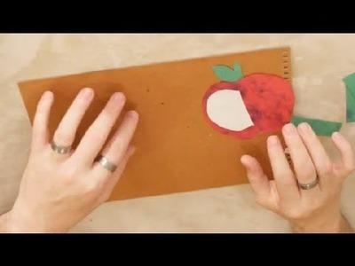 Hands-On Crafts for Kids on Johnny Appleseed : Crafts for Kids