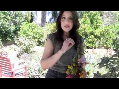How to Dry and Preserve Flowers with Jacque Kay