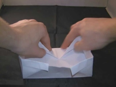 How To Make An Origami Paper Box for Teardowns