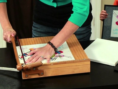 How to Make Canvas Copies of My Art : Crafting Projects
