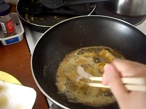 How to Make Lightly Battered Chicken