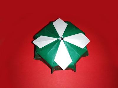 Basket Origami Gift Box Maltese Cross Box Gift Wrapping Ideas