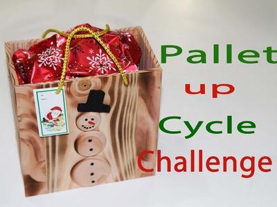 Pallet Wood Gift Box