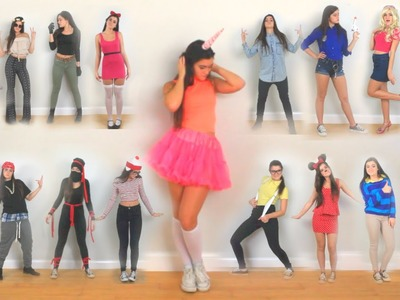 30 Last-Minute DIY Halloween Costume Ideas!