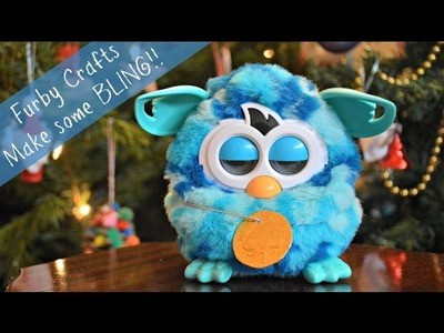 Crafts for Furby -  Make Some Super Simple Furby BLING