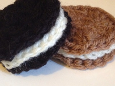 Crochet an Oreo Cookie - DIY Crafts - Guidecentral