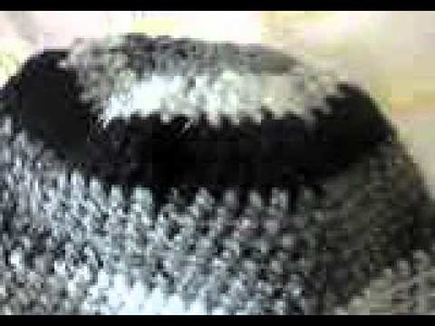 Crochet hat with brim thanks to TJW