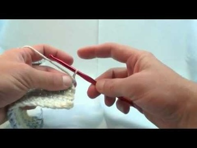 Curtzy.com - How to Crochet Lesson 5 - Double Crochet with Michael Sellick and Curtzy Crochet