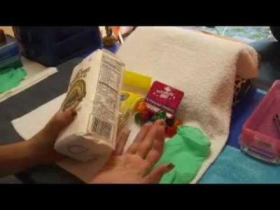 DIY Acrylic Practice Hand.Gloves