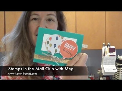 DIY Birthday Card Kit: Make Your Own Balloon Card