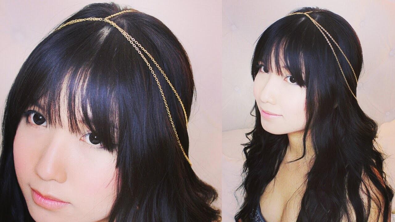 DIY: Easy Boho Double Head Chain