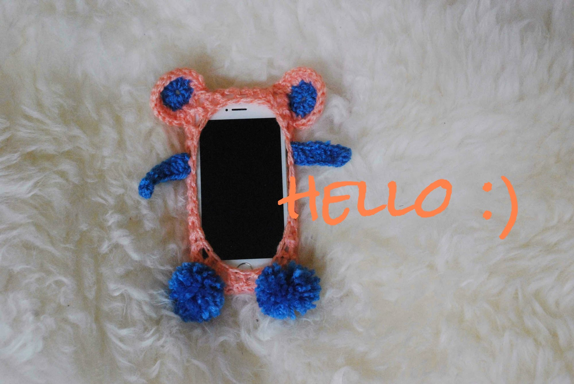 DIY iPHONE CASE, How to Make a Cell phone Case Crochet