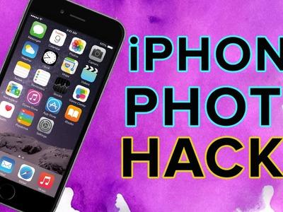 DIY iPhone Filter Hacks