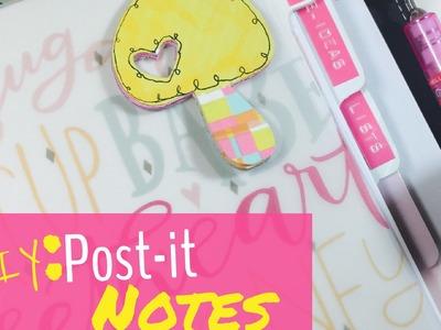 DIY: Post it notes