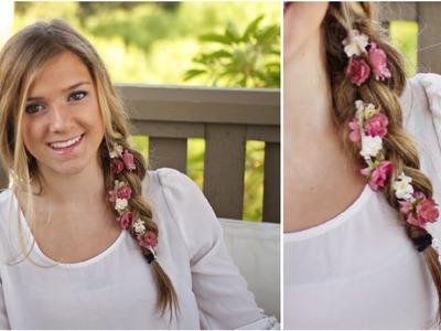 DIY Summer Hair Accessories!