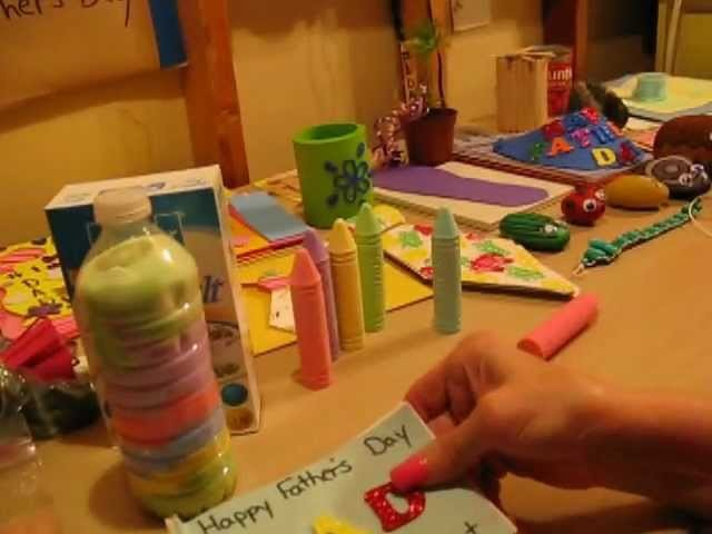 Father's Day Crafts - Random Father's Day Craft and Art Ideas