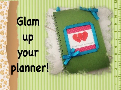 Glam up your Planner!