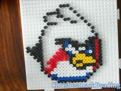 Hama Beads: Angry Birds