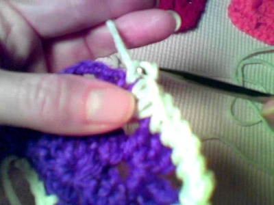 How to Crochet:  Single Crochet Evenly Around a Square