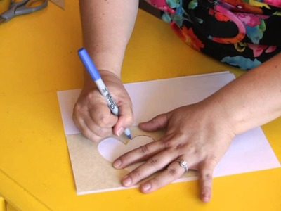 How to Make a Stencil Cutting Key : Craft Project Tips