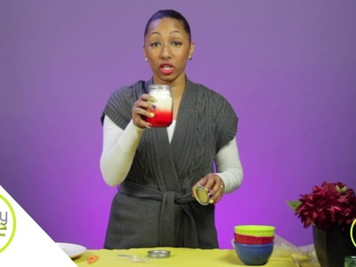 How To Make a Vanilla Bath Salt | DIY with Dee