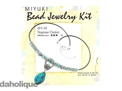 How to Read Miyuki Bead Kit Instructions
