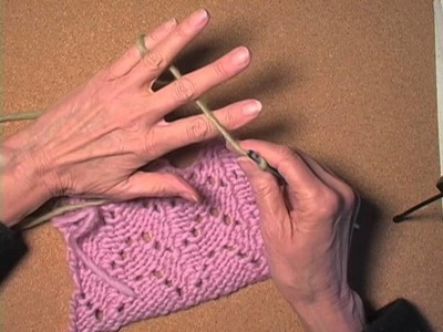 How to Reinforce a Cast On Edge