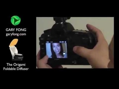 Instant Portrait Lighting With The Origami