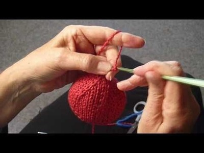 KNITTED BALL PART 2