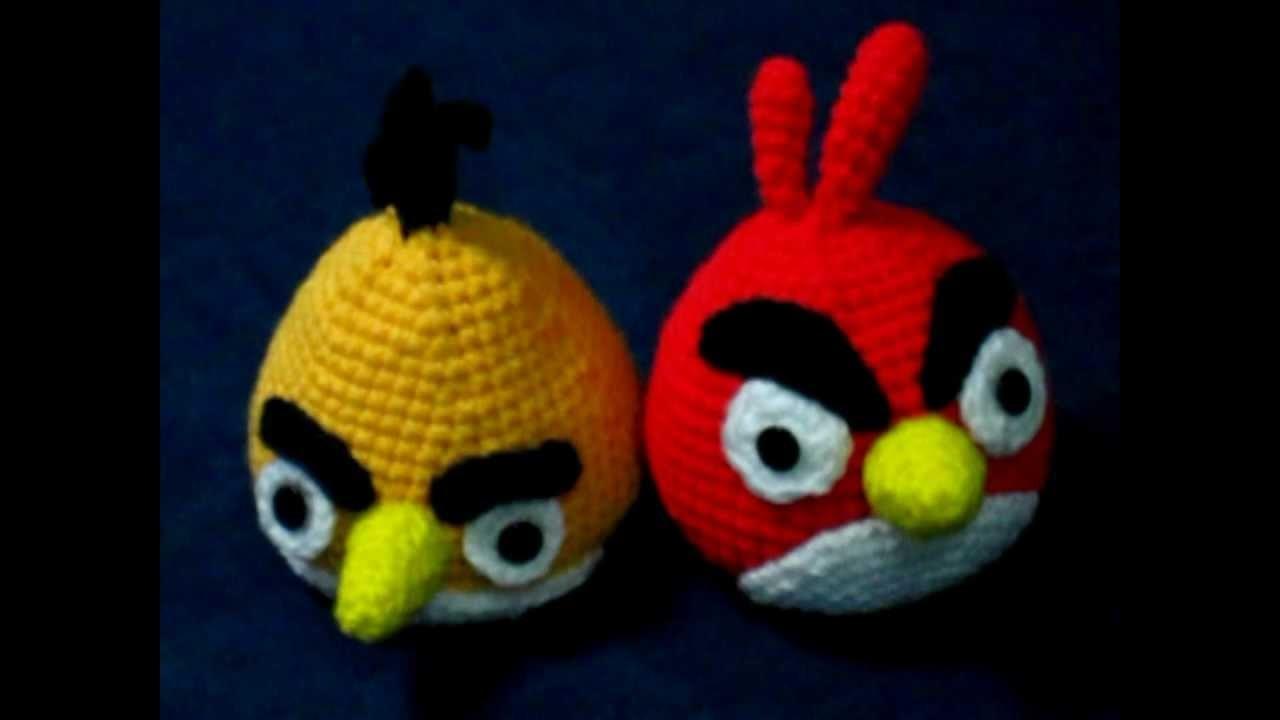 Pattern Crochet Angry Bird BETA Version 0.01