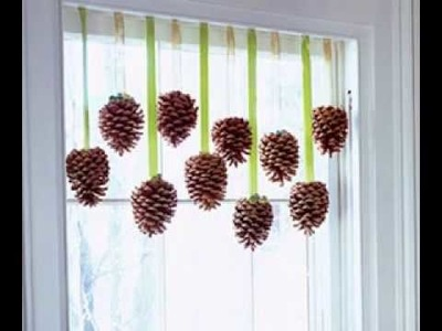 Pine cone craft ideas