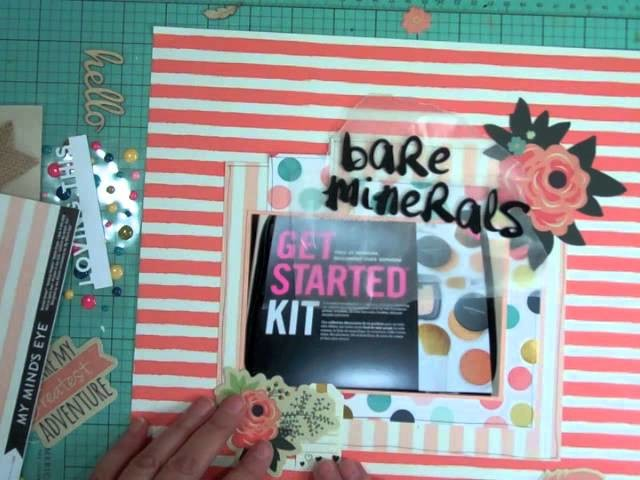 Scrapbooking Process 296: Scraptastic July 2014 Kit (2014- 138.240)