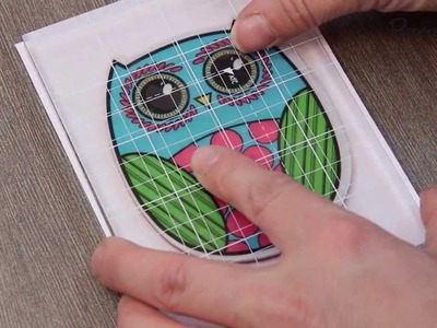 Stamping With Papermania Urban Stamps - March 2013