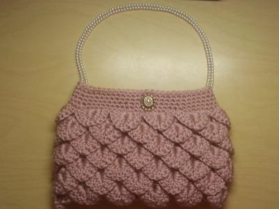 Crochet clutch purse tutorial DIY purse DIY handbag Make handbags Purse Ideas Fun Crochet