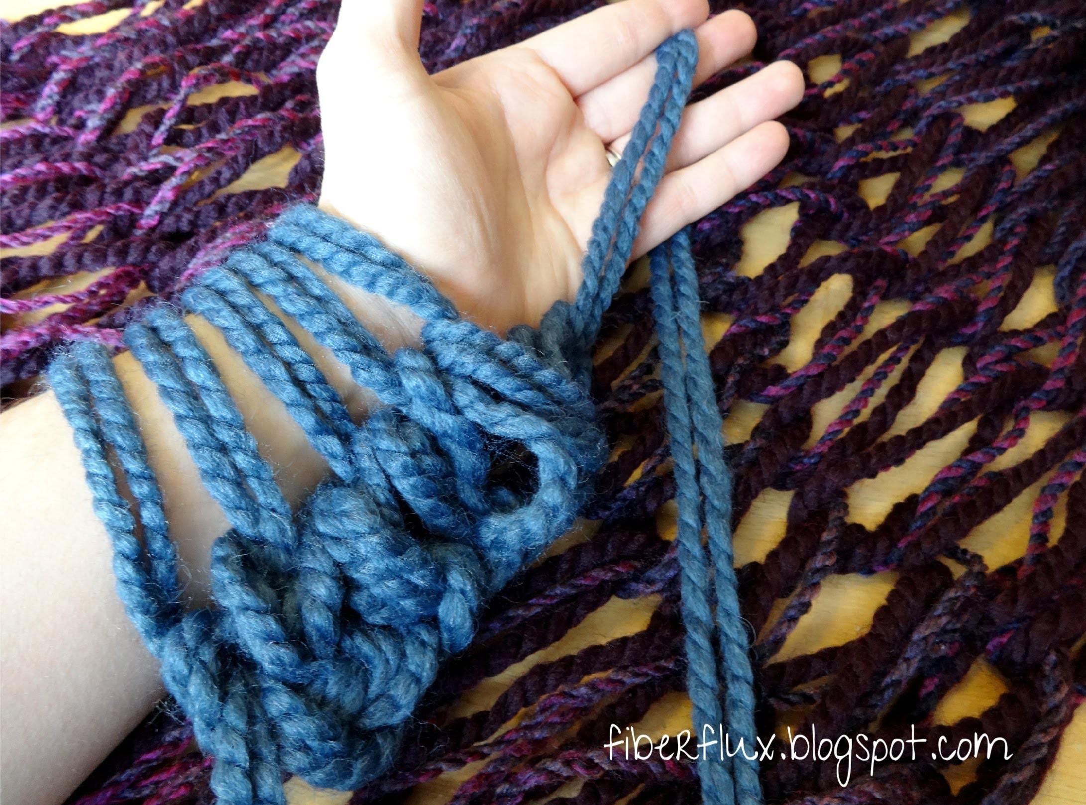 Episode 37: Basics of Arm Knitting