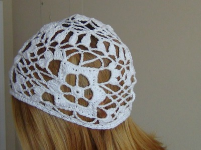 How to Crochet a Hat using motifs (Part 1)