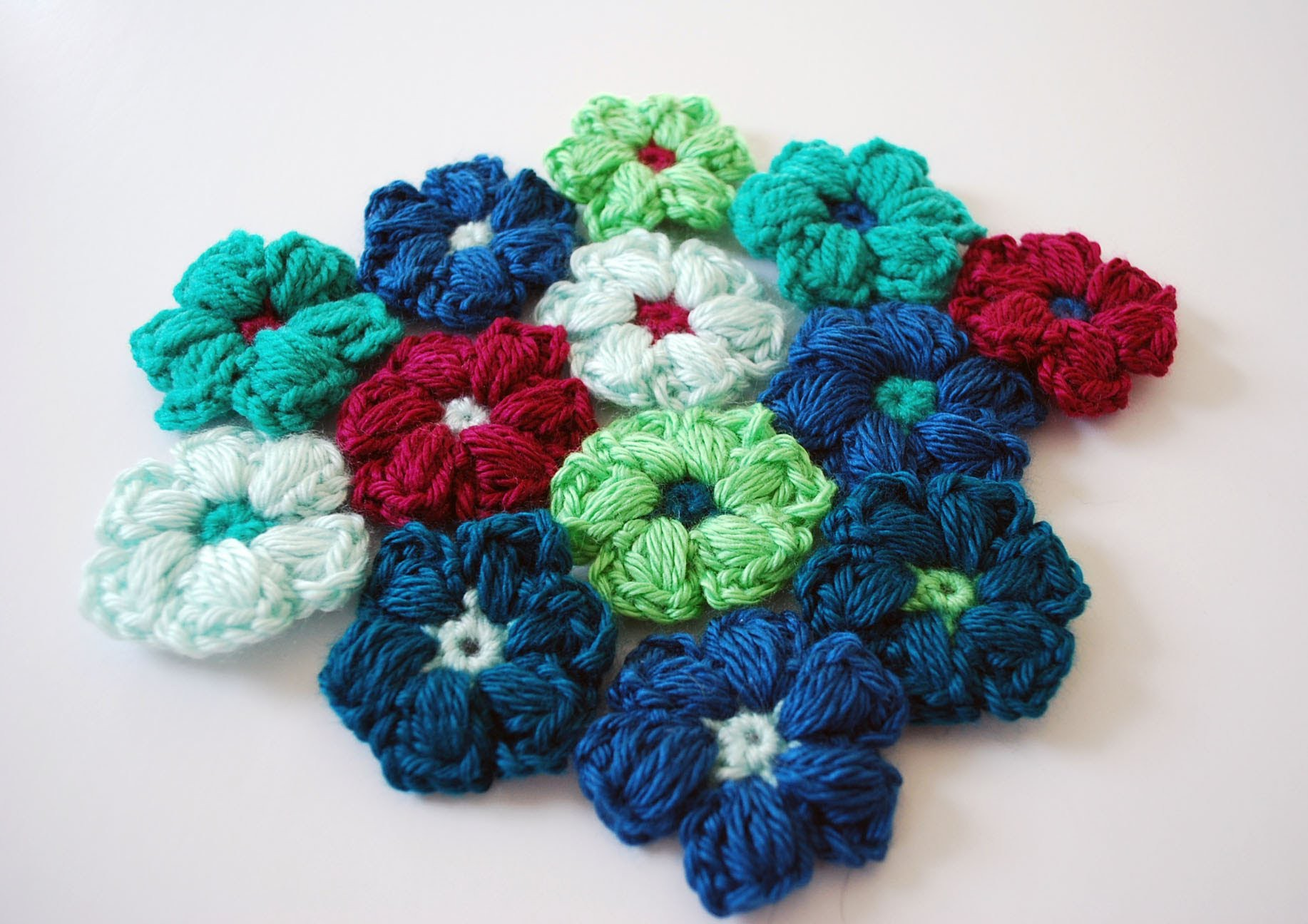 How to Crochet a Puff Stitch Flower: Beginner Friendly Tutorial