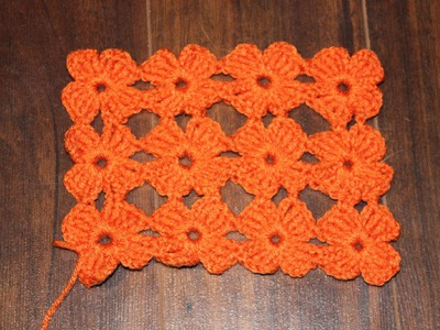 How to Crochet the Daisy Stitch Better Version Tutorial