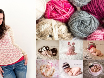 How to Knit and Crochet with Ruffle Yarn