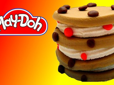 How to make Panettone (Cafeland Facebook) out of Play Doh