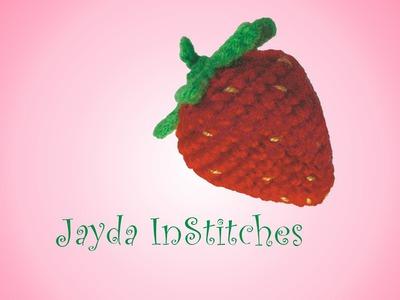 Strawberry - Crochet Tutorial