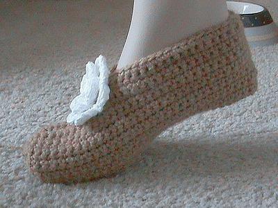 Super Easy Slippers Tutorial For Beginners